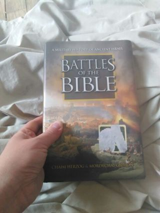 Battles Of The Bible 1997 Hardcover