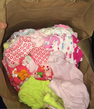 baby girl clothes !! 3-12 mons...all brands.MINT/BN