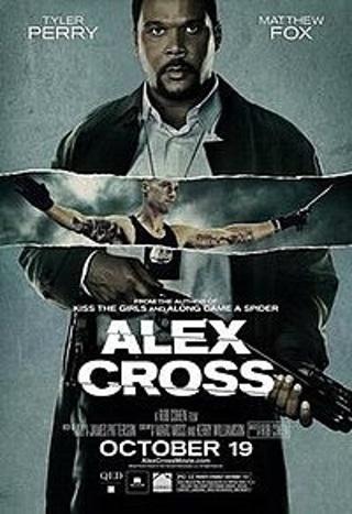 Alex cross digital code