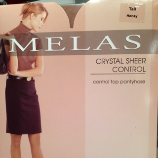 4b6166775c46c Free: Brand New Melas Pantyhose Size Tall Honey Color - Other ...