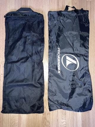 Two Tennis Racket Bags