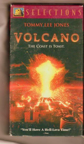 VHS - Volcano