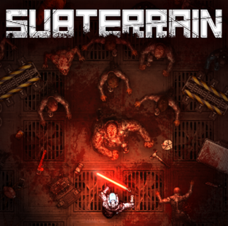 Subterrain - Steam Key
