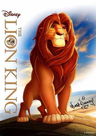 The Lion King Google Play HD