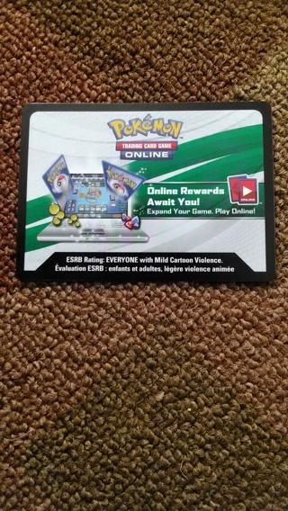 Pokemon - Sun&Moon - Ultra Prism - Reward Code
