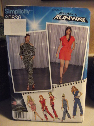 New Simplicity Pattern - S0836- Size 4-12