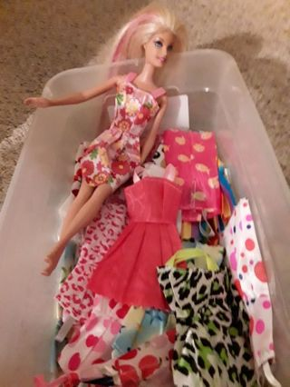 Random barbie dress New dresses in stock!