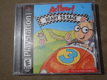 Original PlayStation ~ Arthur! Ready to Race ~ PS1