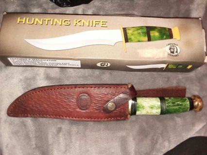 New Chipaway cutlery hunting knife