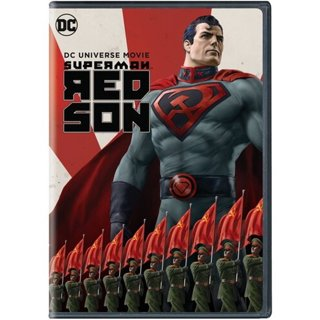 Brand New DC Universe Movie Superman Red Son