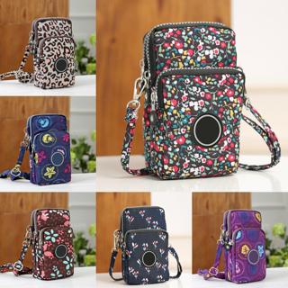 Mobile Phone Shoulder Bag Pouch Case Belt Handbag Purse Wallet