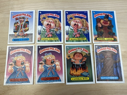 Garbage Pail Kids LOT AC