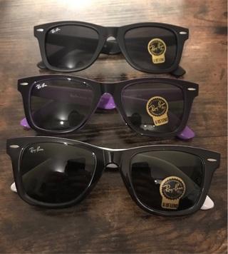 3 Rayban New Sunglasses
