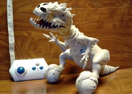 Zoomer remote controlled indominus Rex Jurassic world Dinosaur movie