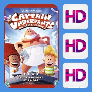 Captain Underpants: The First Epic Movie PG 2017 ‧ Action/Adventure ‧ 1h 29m - HD DIGITAL CODE