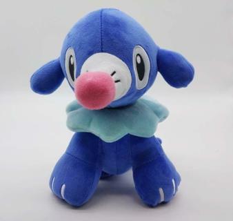NEW Pokemon Popplio 7'' Plush Soft Toy Stuffed Animal Doll