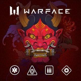 Warface Yakuza Pack (Xbox One)