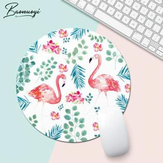 Flamingo Office Desk Mat Office Desk Accessories Set School Supplies Office Desk Organizer High Qu