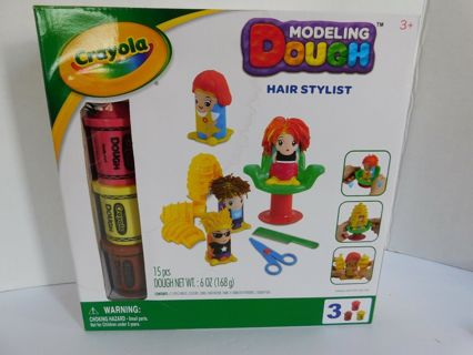 Crayola Modeling Hair Stylist Play Set