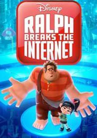 Ralph breaks the internet Ultraviolet Code HD
