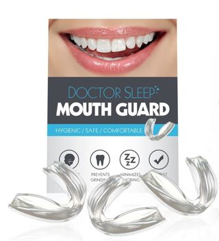 3 NEW Doctor Sleep Comfort Custom Fit Professional Mouth Dental Guards - stop teeth grinding!