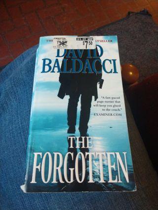 The Forgotten by David Baldacci (paperback)