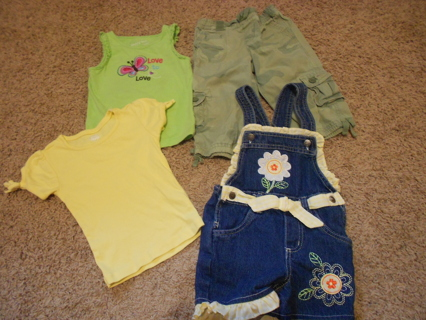 Small Girl's 3T lot