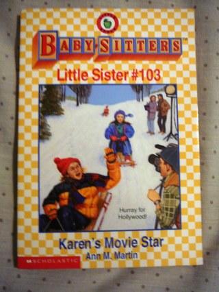 The Babysitter's Club Series..Karen's Movie Star...