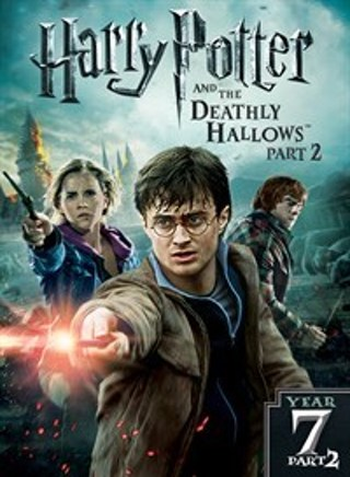 Harry Potter & The Deathly Hallows Part 2 Digital Copy