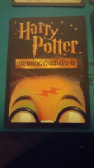 Harry Potter Trading Card Game 9 Card Lot