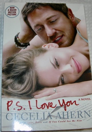 P.S. I Love You, by Cecelia Ahern, $13.95 value