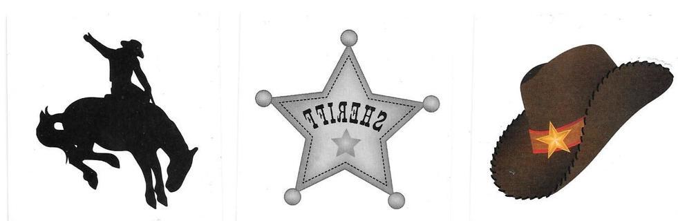 (3) Children's Tattoos ~ From AUSTIN TEXAS
