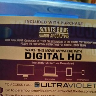 Scouts Guide to the Zombie Apocalypse Digital copy
