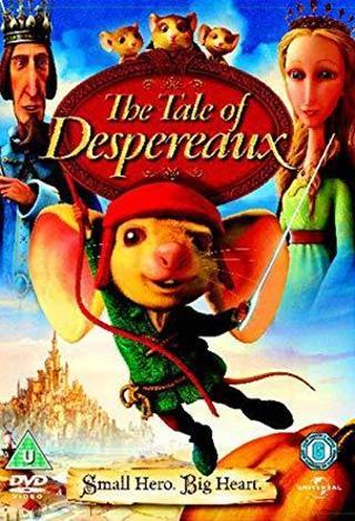The Tale of Desperaux DVD