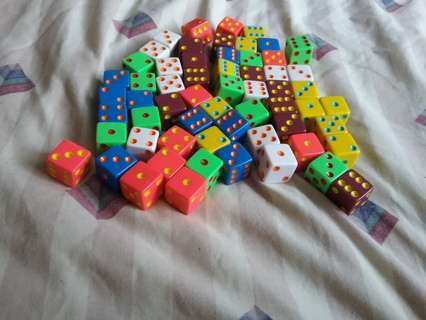 Pick 5 dice
