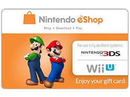 Free  eCash - Nintendo eShop Gift Card  10 - Switch   Wii U   3DS ... 67db5de5621