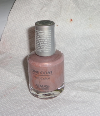 Free: NEW - ALMAY ONE COAT NAIL COLOR #35 LUNAR - Nails - Listia.com ...