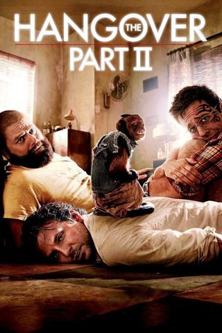 Hangover Part 2 Ultraviolet HD Digital code