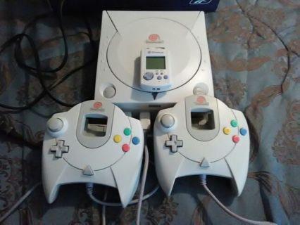 Sega Dreamcast Console Bundle!!