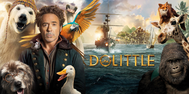 Dolittle (2019) HD Movies Anywhere or VUDU (WATCH NOW)