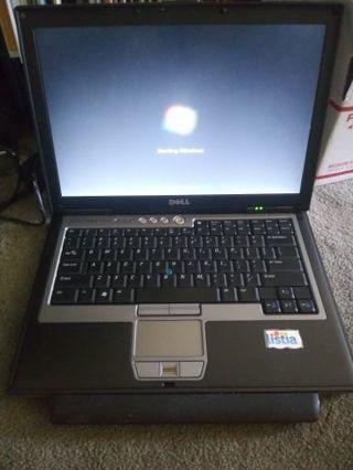 Dell Latitude D620 (Windows 7 Ultimate)