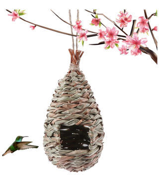 Tenforie Bird House for Outside, Resting Place for Birds