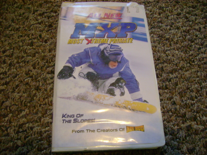 Free: MXP VHS - VHS - Listia com Auctions for Free Stuff