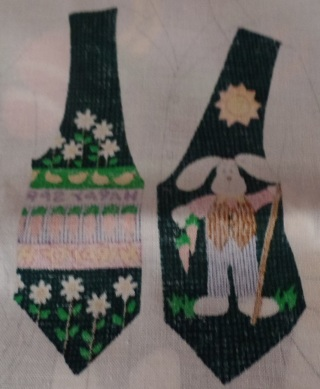 Adult Sized Easter Vest to Make and Enjoy.  100% Cotton Fabric, Easy Directions - APA-117