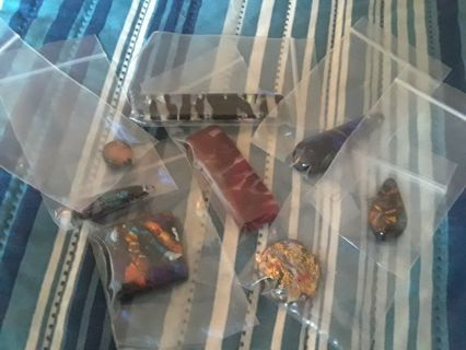 》》 Dichroic Glass Findings 《《