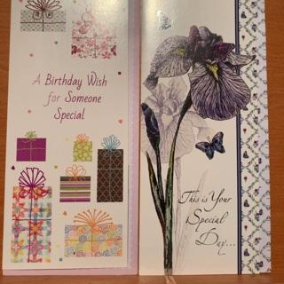 2 Birthday Cards