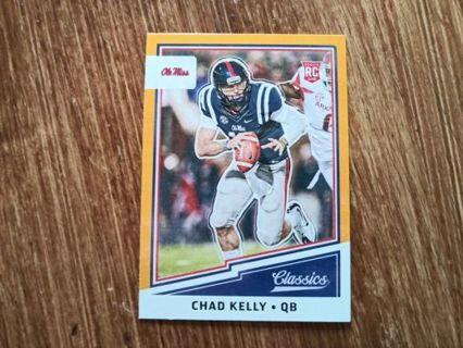 Panini Chad Kelly RC (Gold)