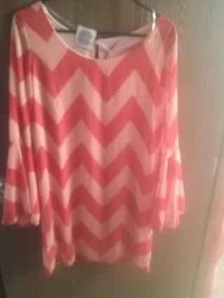 Striped blouse