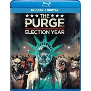 The Purge: Election Year (2016) iTunes Digital Copy Code!!
