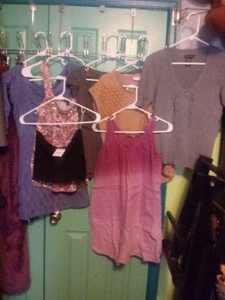 Jr Size XSmall Shirts